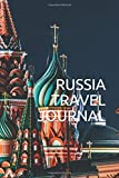Russia Travel Journal: 6x9 120-Page Adventure Log Book, Notebook, Diary