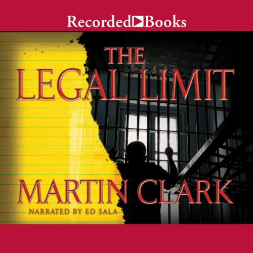 The Legal Limit audiobook cover art