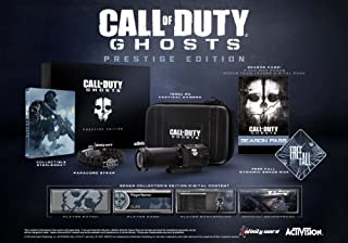 Call of Duty: Ghosts Prestige Edition - PlayStation 4 (B00EEMLOFU) | Amazon price tracker / tracking, Amazon price history charts, Amazon price watches, Amazon price drop alerts