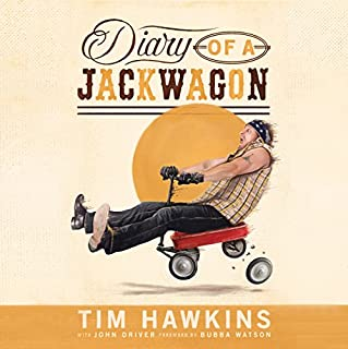 Diary of a Jackwagon audiobook cover art