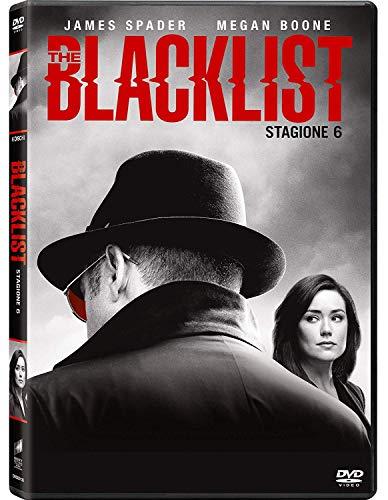 The Blacklist Stg.6 (Box 6 Dv)