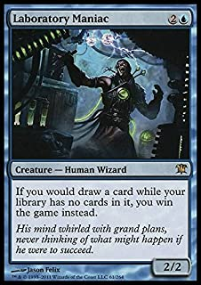 Magic: the Gathering - Laboratory Maniac - Innistrad
