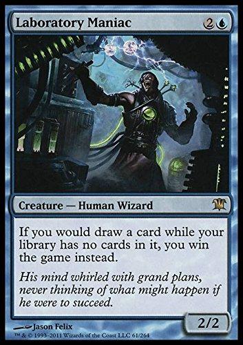 Magic: the Gathering - Laboratory Maniac - Innistrad