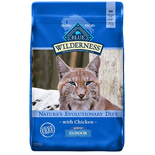 Blue Buffalo Hypoallergenic Cat Food
