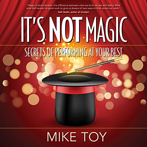 It's Not Magic audiobook cover art