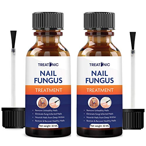 Nail Fungal Treatment for toenail 2 Pack-Fungal Nail Treatment-Toenail Fungal Treatment, Fix & Renew Damaged, Broken, Cracked & Discolored Nails, Stop Fungal Growth