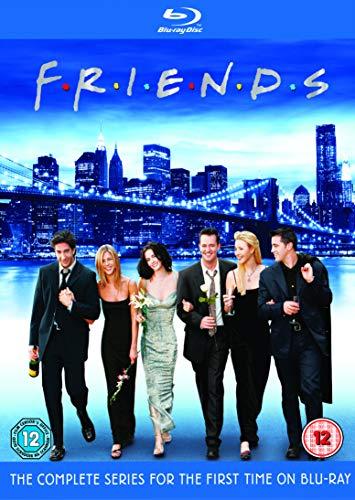 Friends The Complete Series 1 - Friends: Series 1-10 (21 Blu-Ray) [Edizione: Regno Unito] [Blu-ray]