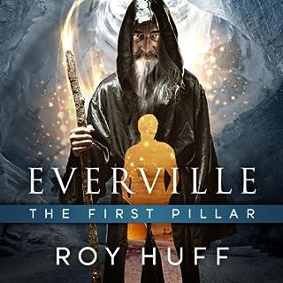 Everville: The First Pillar audiobook cover art