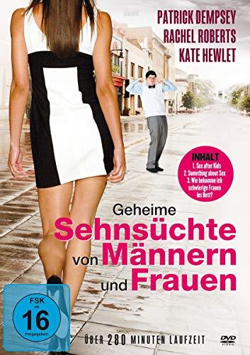 Geheime Sehnsüchte von Männern und Frauen [Alemania] [DVD]