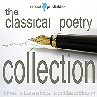 The Classical Poetry Collection, Volume 1 audiobook cover art