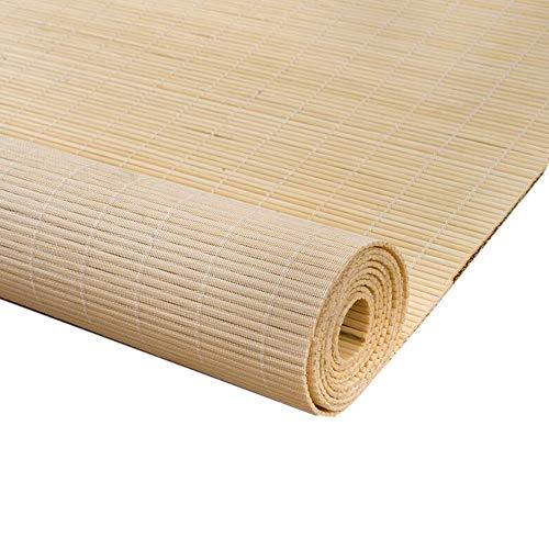 Jcnfa-Rolgordijn Bamboe Rolgordijnen, Waterdicht, Lifting Shutters, Voor buiten/Patio/Deur, Aangepaste jaloezieën