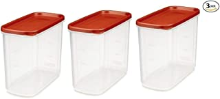 Rubbermaid 16-Cup Dry Food Container Pack of 3