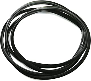 Black Rubber Gasket Sunroof Seal Fit For AUDI A4/S4/AVANT QUATTRO 1996-2002 8D9877297