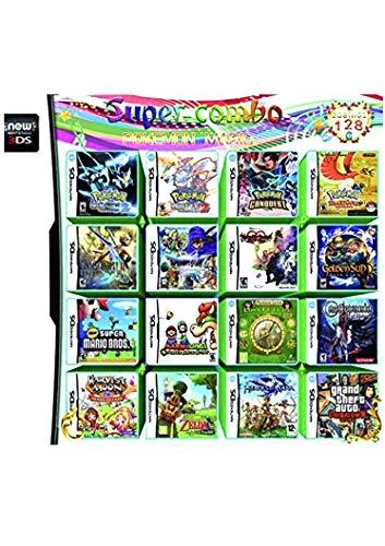 Modern Mummy 208 en 1 Jeux Multi Cartouche pour Nintendo DS...