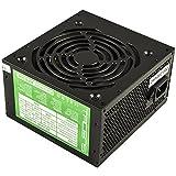 Tacens APII500 Anima  Alimentatore per PC, 500W, 12V, Ventilatore 12cm, ATX, Sistema Anti-vibrazioni, Nero
