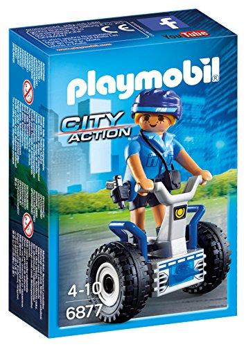 PLAYMOBIL Policía  Policewoman Playset