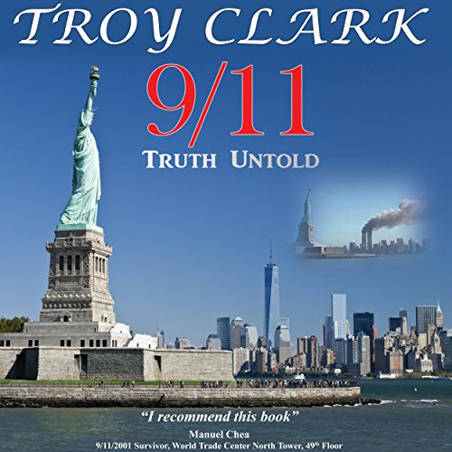 9/11 Truth Untold audiobook cover art