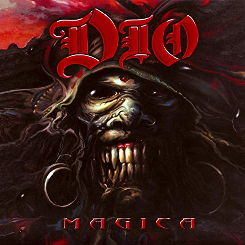 Dio -Magica (2 LP-Vinilo+Vinilo Single)