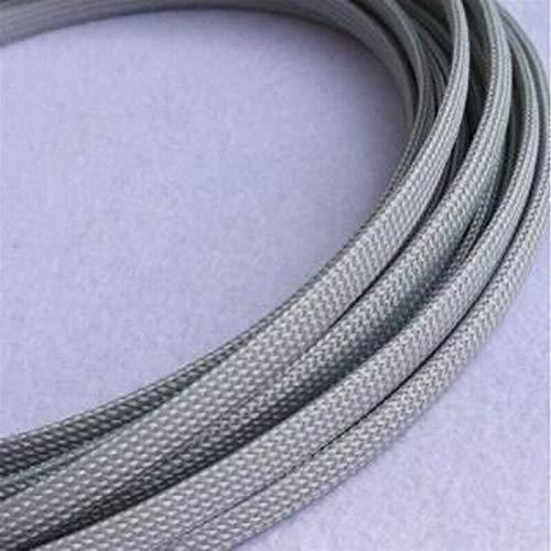 Cable Tidy Sleeves, Longitud del cable gris 1-30M mangas de piel de...