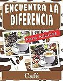 Encuentra la Diferencia - Café: Rompecabezas de imágenes para adultos