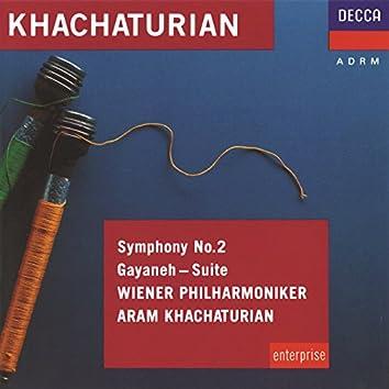 Khachaturian: Symphony No. 2; Gayaneh Suite