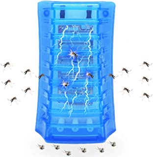 seenlast Lámpara Antimosquitos Electrico Interior, UV Lámpara Asesino de Mosquitos Bugs Zapper Repelente de Mosca, Mata Mosquitos Trampas para Insectos Polillas Moscas