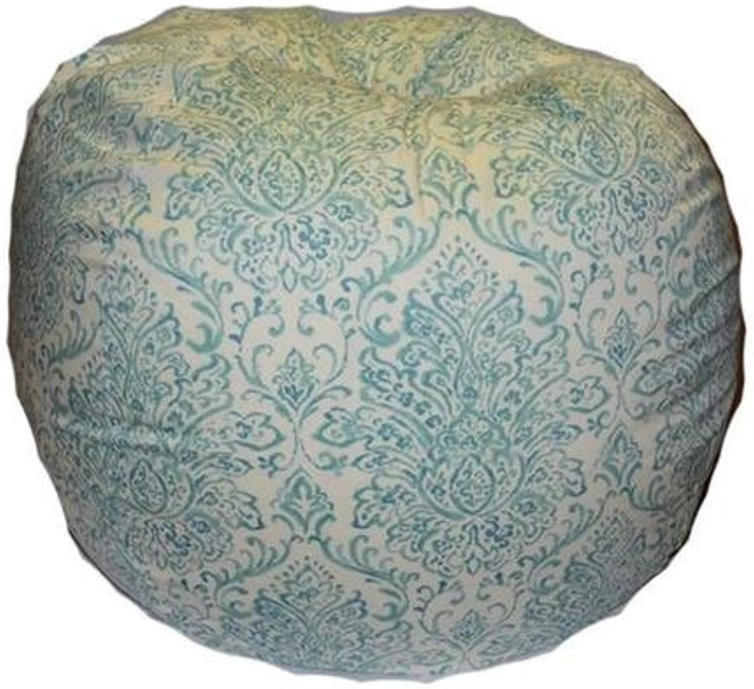Mybeanbag Chair Giant - blueeberry Medallion