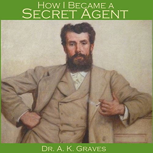 How I Became a Secret Agent audiobook cover art