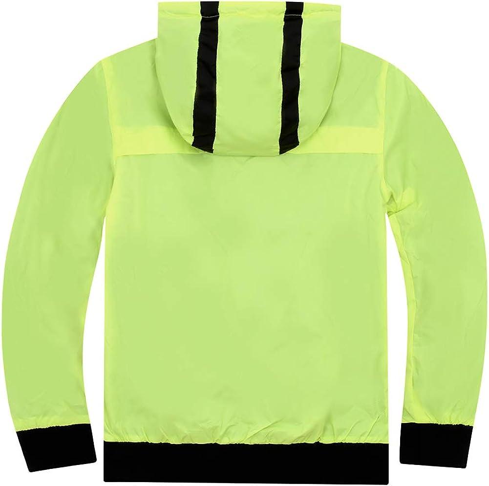 SNOW DREAMS Boys Lightweight Jacket Spring Fall Coat Water Resistant Windbreaker