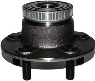 Brand New Rear Wheel Hub and Bearing Assembly for - 98-00 Chrysler Cirrus/Plymouth Breeze/Stratus - [98-06 Chrysler Sebring Convertible] - 01-06 Sebring (4 Door Sedan) - [01-06 Dodge Stratus]
