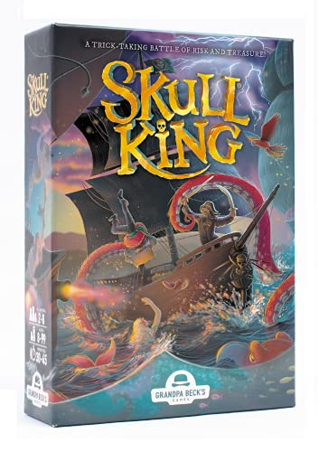 Skull King - The Ultimate Pirate Trick Taking Game...
