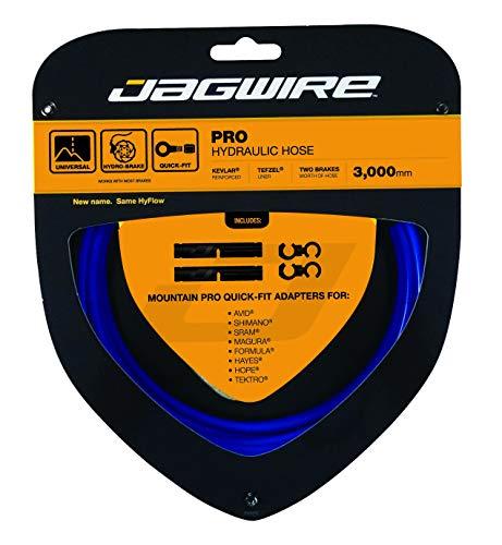 Jagwire Pro kabel en mantels, volwassenen, unisex, blauw, eenheidsmaat