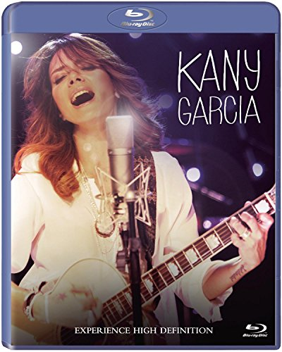 Kany Garcia [Blu-Ray Disc]