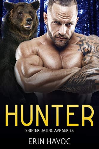 HUNTER: A BBW Bear Shifter Romance (Shifter Dating App Book 7) (English Edition)