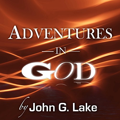 Adventures in God audiobook cover art
