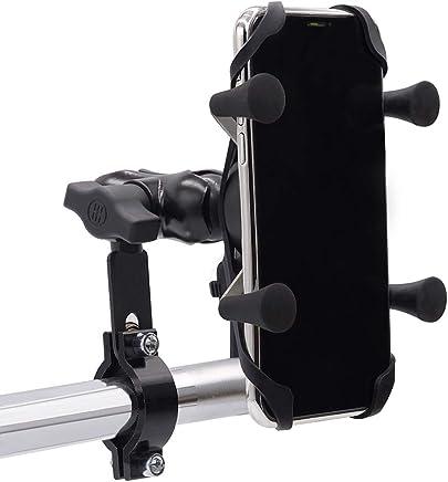 Accessoires ihen-Tech Support étanche de Support de Support de Support Mobile de Support de téléphone de vélo de Moto de vélo de vélo
