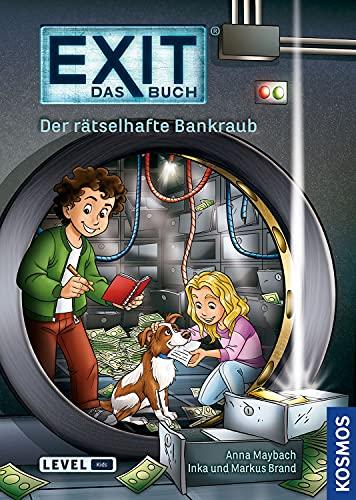 EXIT - Das Buch: Der rätselhafte Bankraub