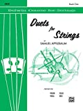 Duets for Strings, Book 1, Violin (Belwin Course for Strings, Bk 1)