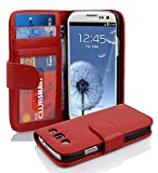 Cadorabo Book Case works with Samsung Galaxy S3 / S3 NEO in