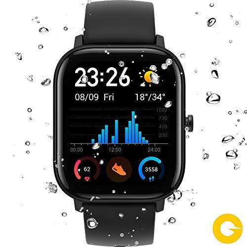 Amazfit GTS Reloj Smartwactch Deportivo   14 días Batería   GPS+Glonass   Sensor...
