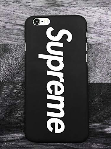 Toxdi Sup Logo Funda iPhone 7/8 Plus, Hot Fashion Sup Logo iPhone 7/8 Plus Funda Case Cover, Funda for iPhone 7/8 Plus Phone Funda Cover (Negro)