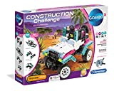 Clementoni- Galileo Construction Challenge - Equipo de construcción para niños a Partir de 8 años, Color Multicolor. (59143)