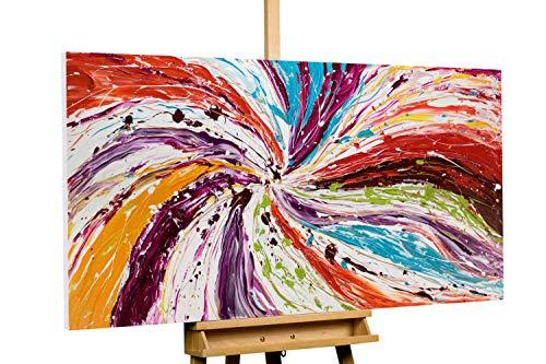 KunstLoft® Acryl Gemälde 'Purified' 140x70cm handgemalt Leinwand Bild