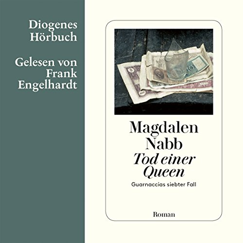 Tod einer Queen cover art
