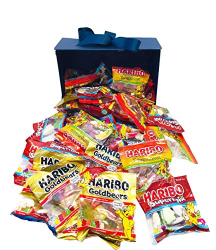 Auris 1KG Ultimate Haribo Sweets Hamper-Exclusive. Great Valentine, Easter Gift, Birthday Gift, Get Well Soon, Congratulations or Anniversary for Him and Her: Boys & Girls, Mums & Dads, Men & Women