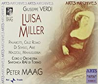 Luisa Miller by PETER MAAG (2007-11-06)
