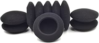 Repacement 5 Pairs Foam pad Ear earpads Earmuff Cushion Cover Pillow for Panasonic RP-HS41 RP-HS43 RP-HS46 RP-HS47 RP-HS47E RP-HS50 Open Air Headphones