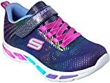Skechers Litebeams-Gleam N'dream, Zapatillas para Niñas, Azul...