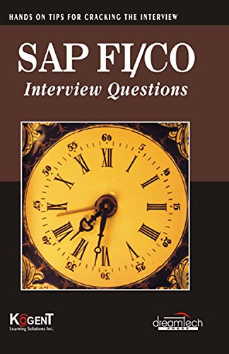 SAP FI / CO Interview Questions (English Edition)