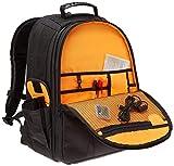 Uspech Shoulder Backpack to Carry DSLR SLR Lens Camera Bag(Orange, Black)